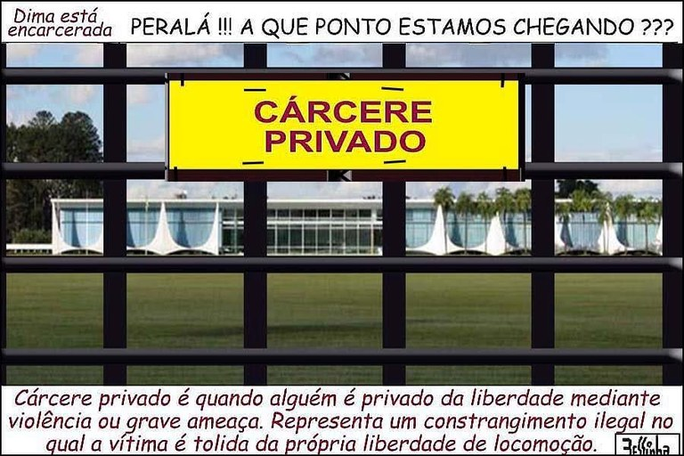 bessinha carcere privado