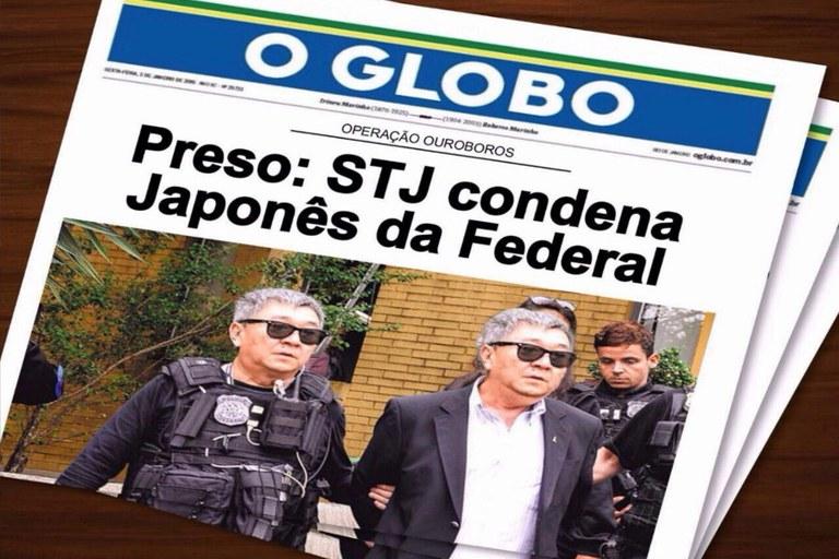 japones da federal