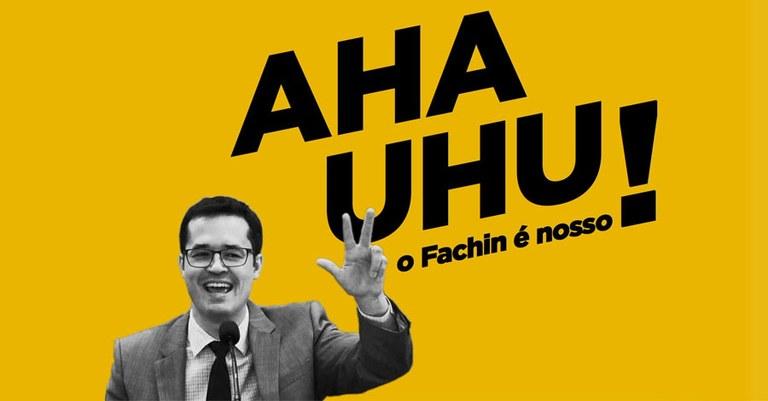 """Fachin tenta mostrar que não é """"aha, uhu"""" — Conversa Afiada"""