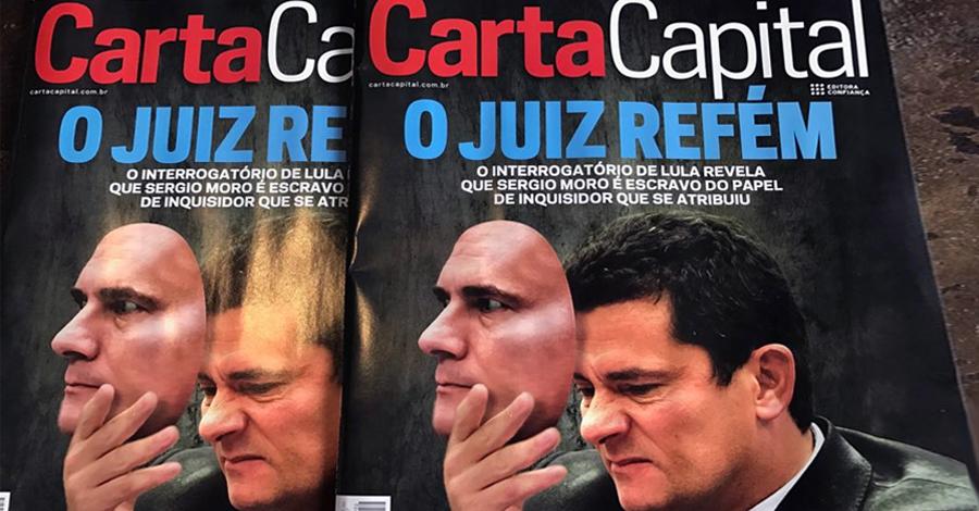 Carta Capital que chega às bancas nessa sexta 12/V