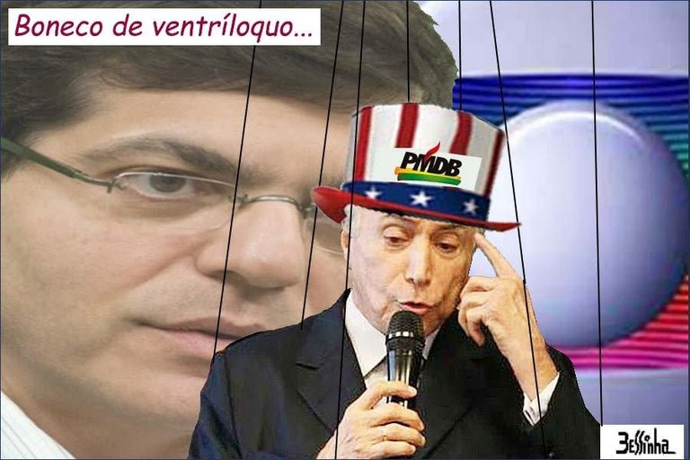 bessinha ventriloquo