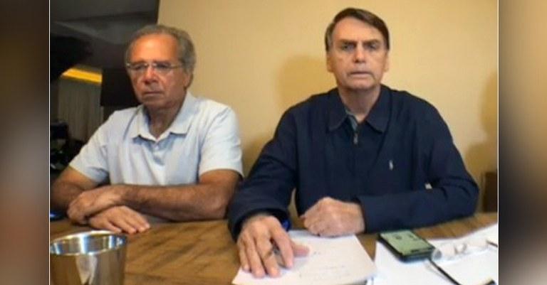 Sakamoto  Bolsonaro fez discurso de derrotado — Conversa Afiada 2792dfe0db406