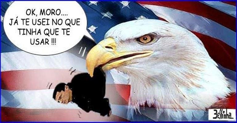 Resultado de imagem para Moro e Estados Unidos