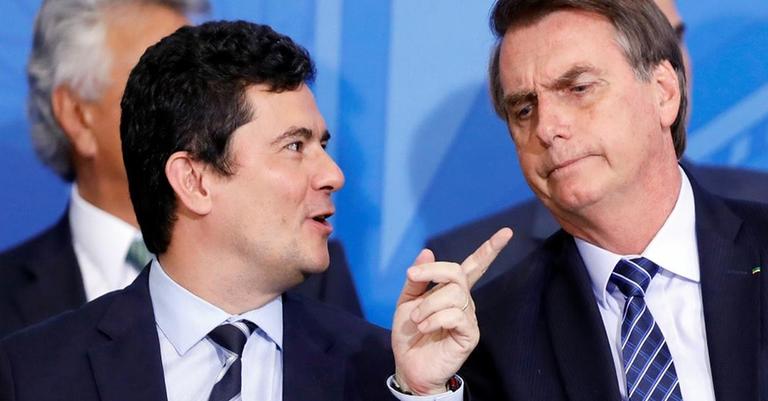 Bolsonaro acusa Moro de exigir vaga no Supremo — Conversa Afiada
