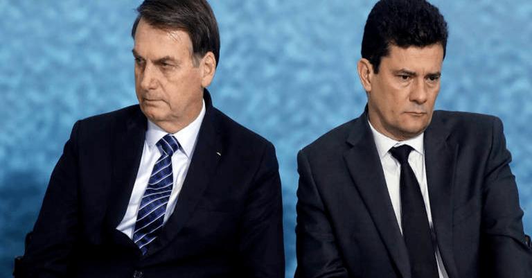 Bolsonaro começa a esvaziar Sergio Moro — Conversa Afiada