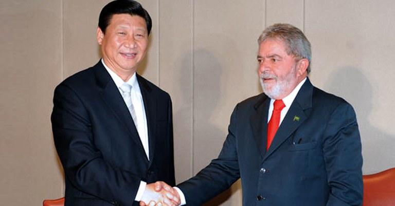 Lula envia carta a Xi e pede desculpas pelos ataques de Eduardo ...