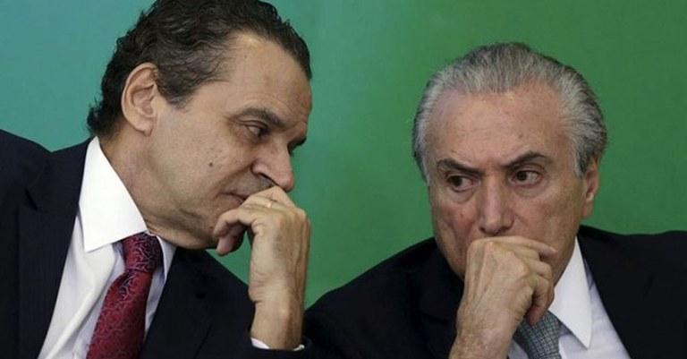 Resultado de imagem para MPF diz que OAS pagou R$ 500 mil de propina a Henrique Alves através de conta de campanha de Temer