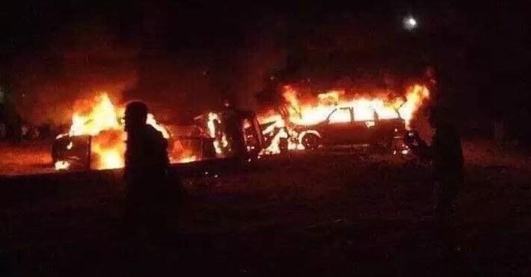 Resultado de imagem para seis médicos mortos no ataque