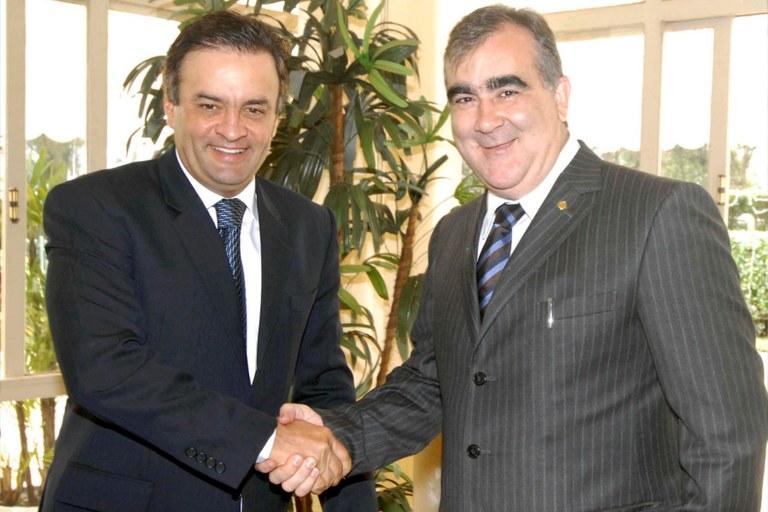 Nárcio Rodrigues e Aecím