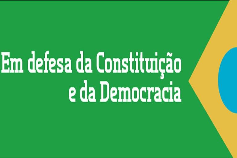 em defesa da constituição