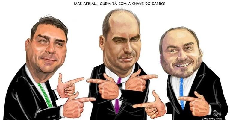 Waldir: Bolsonaro é uma marionete dos filhos! — Conversa Afiada
